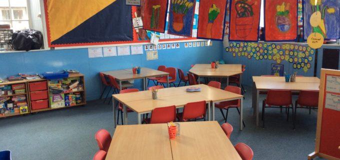 P2/3 Classroom